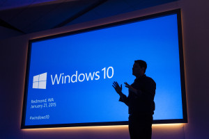 Terry Myerson Introduces Windows 10