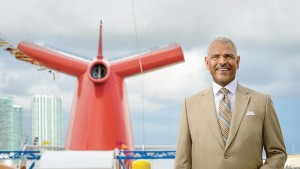 Arnold Donald, CEO Carnival Cruise Lines