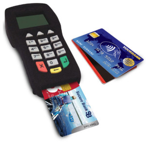 EMV card readerf