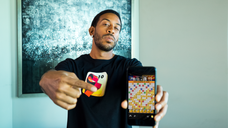 Celebrity Cyber Report - Ludacris
